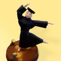 Dancing Grad